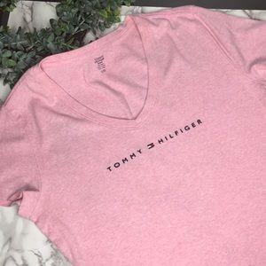 Tommy Hilfiger   Pink Tee